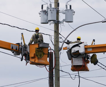 Power Outage Safety and Companies